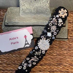 Jewelry - Woven bracelet (brazalete tejido 🧶)